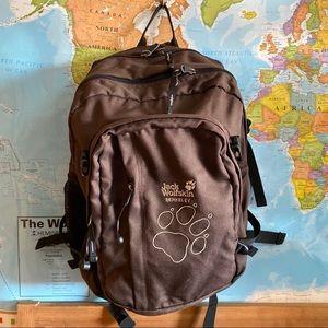 Jack Wolfskin Berkeley Snuggle Up backpack